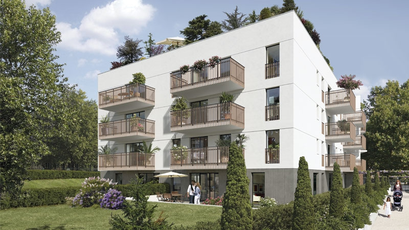 Vente appartement 4 pi ces ecully 69130 for Acheter maison ecully